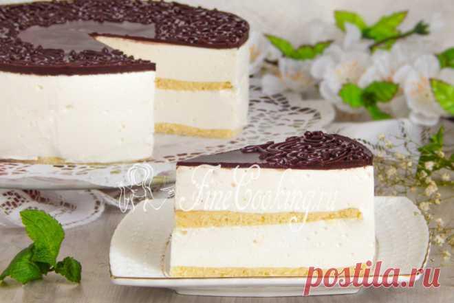 Торт Птичье молоко по ГОСТу Сегодня выполняю первый заказ - делюсь с вами рецептом классического торта Птичье молоко по ГОСТу.