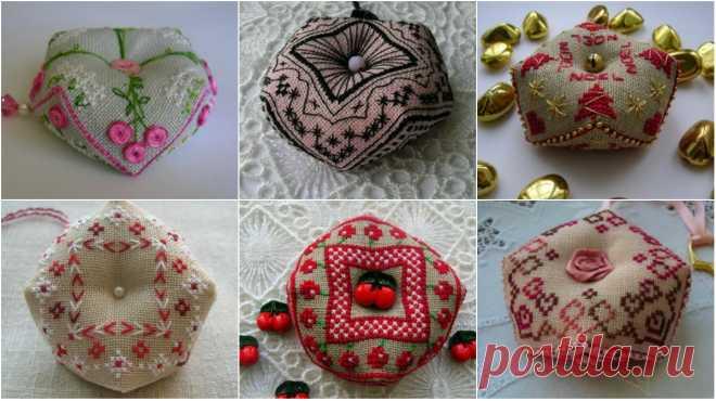 Схемы для вышивки: кривульки от Sablaise