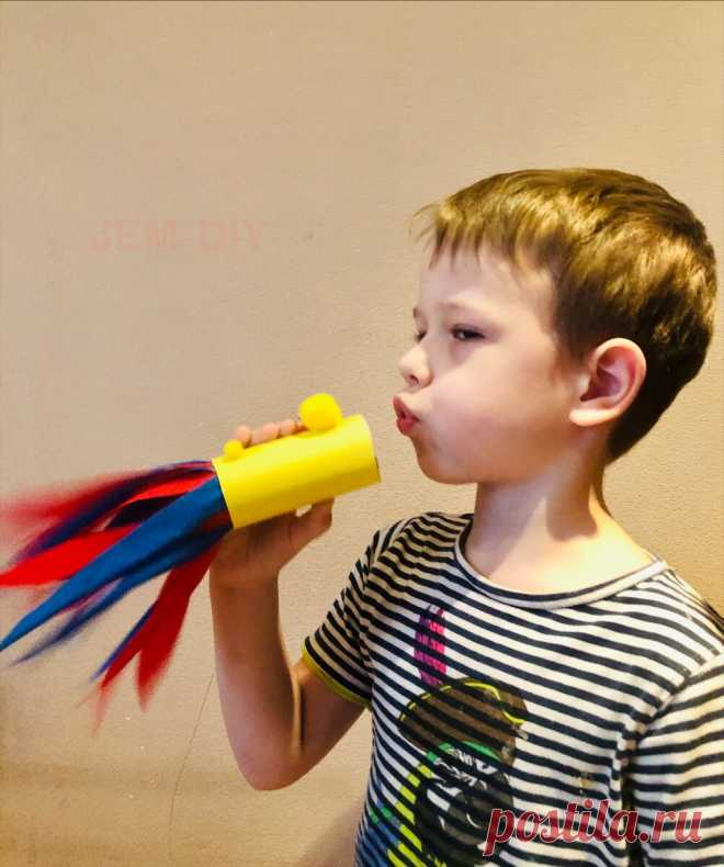 Огнедышащие драконы из втулок от туалетной бумаги - поделки с детьми | JEM-DIY | Яндекс Дзен
