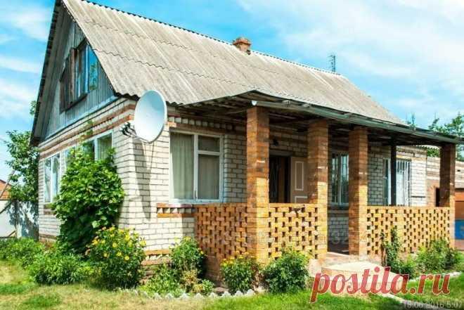 Как из старой дачи сделать дом для постоянного проживания | Теплый дом с XPS ТЕХНОНИКОЛЬ. | Яндекс Дзен