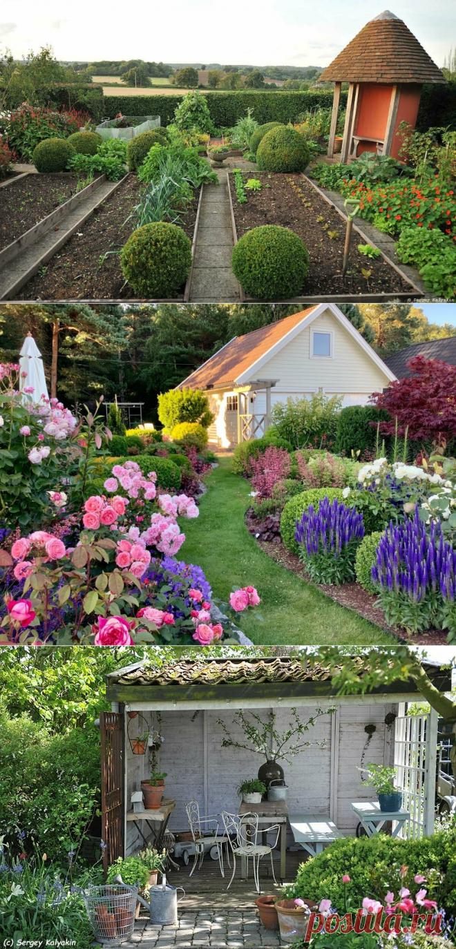 5 красивых садов: Германия, Англия, Норвегия, Голландия | Сады и цветы | Яндекс Дзен