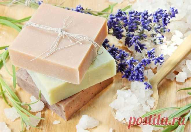 Зачем и как делать полезные добавки в мыло