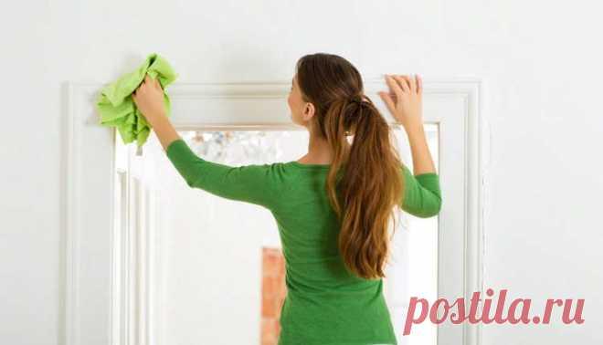Как избавиться от пыли в квартире: народные средства
