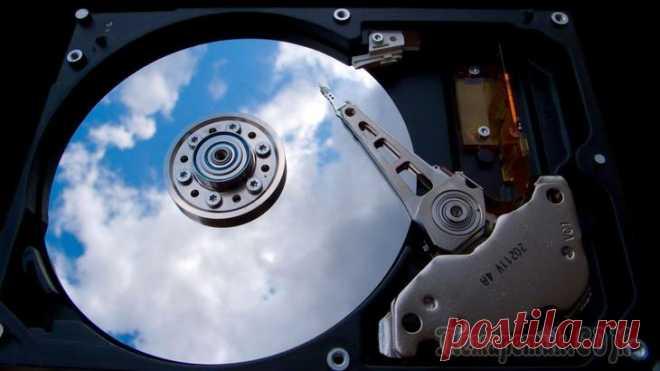 Как спрятать файлы на виртуальном жестком диске (VHD)