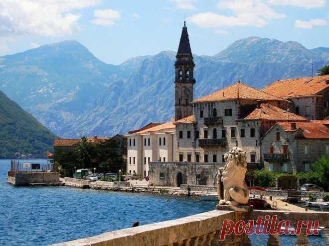 Удивительная Черногория. » Красота Жизни