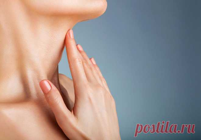 Young neck: 6 simple secrets to get rid of wrinkles
