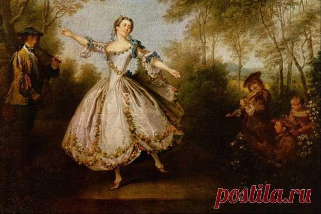 Ланкре Никола (Lancret Nicolas) (1690-1743), французский живописец