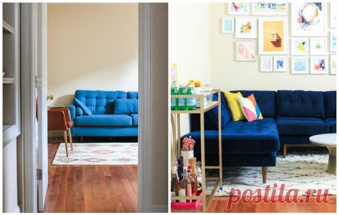 15 идей для дизайна интерьера, которые «освежат» вашу квартиру . Милая Я