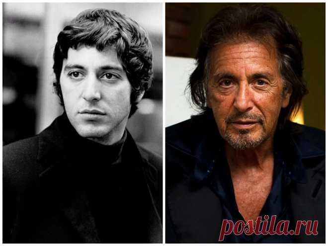 Известные актёры, которых мы не знали молодыми (35 фото) | КинокрИтинка | Яндекс Дзен