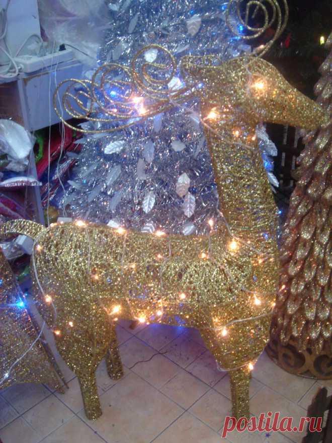 Рождественское украшение! Подходит для офисов, торговых залов, салонов, частных домов.  Подробности по ссылке. Требуется регистрация!