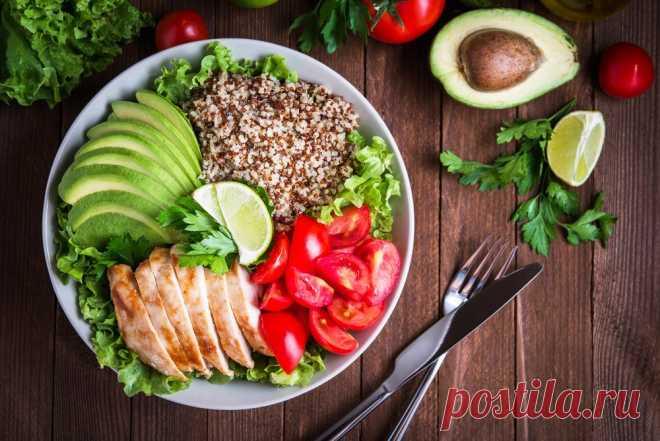 Как правильно питаться на завтрак, в обед и ужин - Статьи на Повар.ру