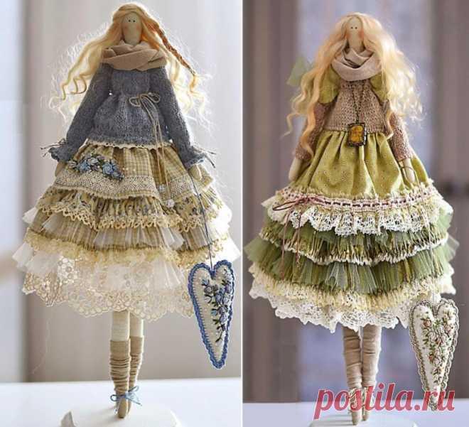 Текстильная кукла своими руками: чертежи, выкройки кукол из ткани в натуральную величину