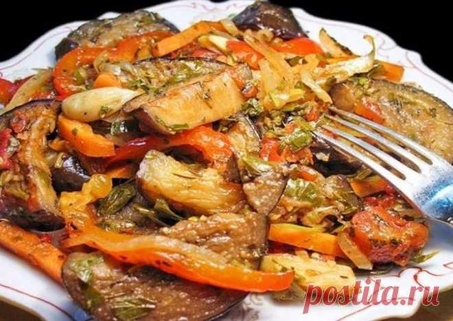Аджапсандал - ароматное рагу по-грузински - пошаговый рецепт с фото. Автор рецепта Это вкусно! . - Cookpad