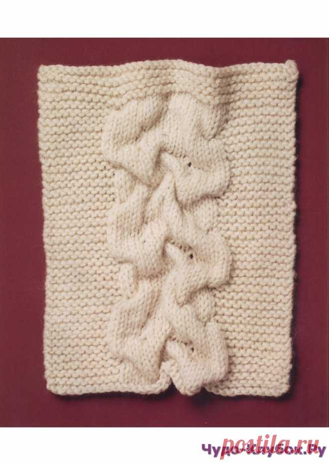 Объемные УЗОРЫ Dimensional Tuck Knitting 2017 | ЧУДО-КЛУБОК.РУЧУДО-КЛУБОК.РУ