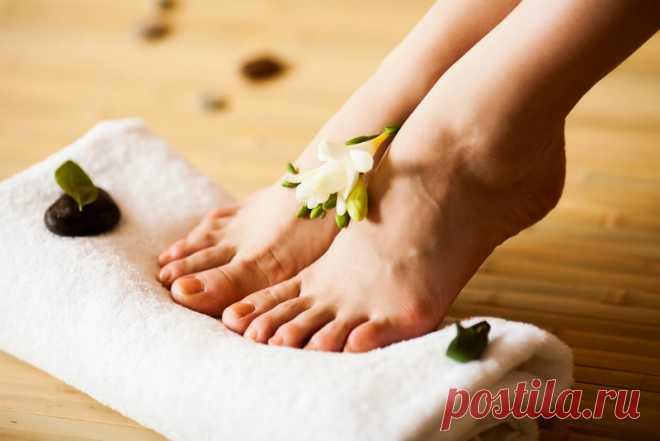 Это, пожалуй, самое мощное натуральное средство при отечности ног!