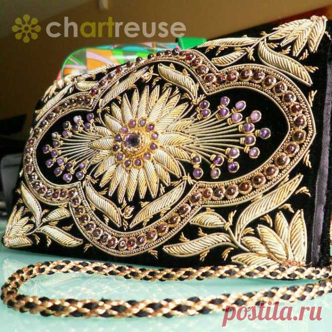 Искусство вышивки зардози Шамсуддина - Sudarshana — LiveJournal