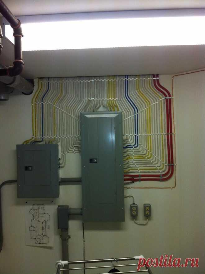 Cuando el electricista - perfektsionist