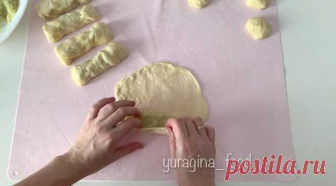 Постные пирожки с необычной картофельной начинкой | Анна Юрагина | Простые рецепты | Пульс Mail.ru Вкусные постные пирожки с картошкой