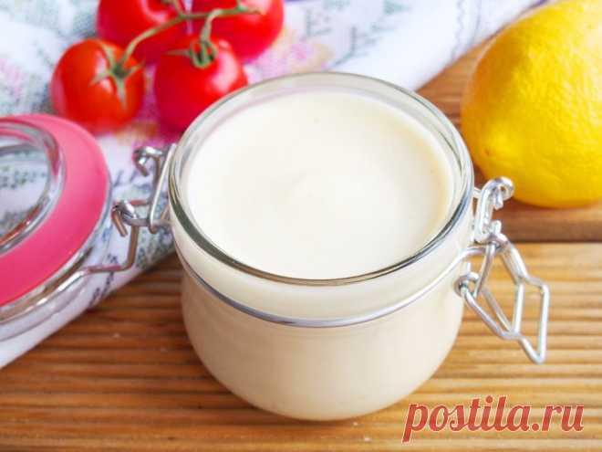 Рисовый майонез с лимонным соком - рецепт - как приготовить - ингредиенты, состав, время приготовления - Леди Mail.Ru