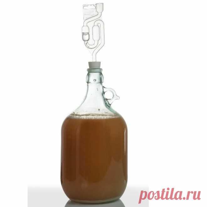 Оптимальный гидромодуль для браги и пива   АлкоФан   Яндекс Дзен