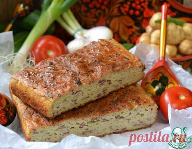 Картофельный хлеб для пастуха - кулинарный рецепт