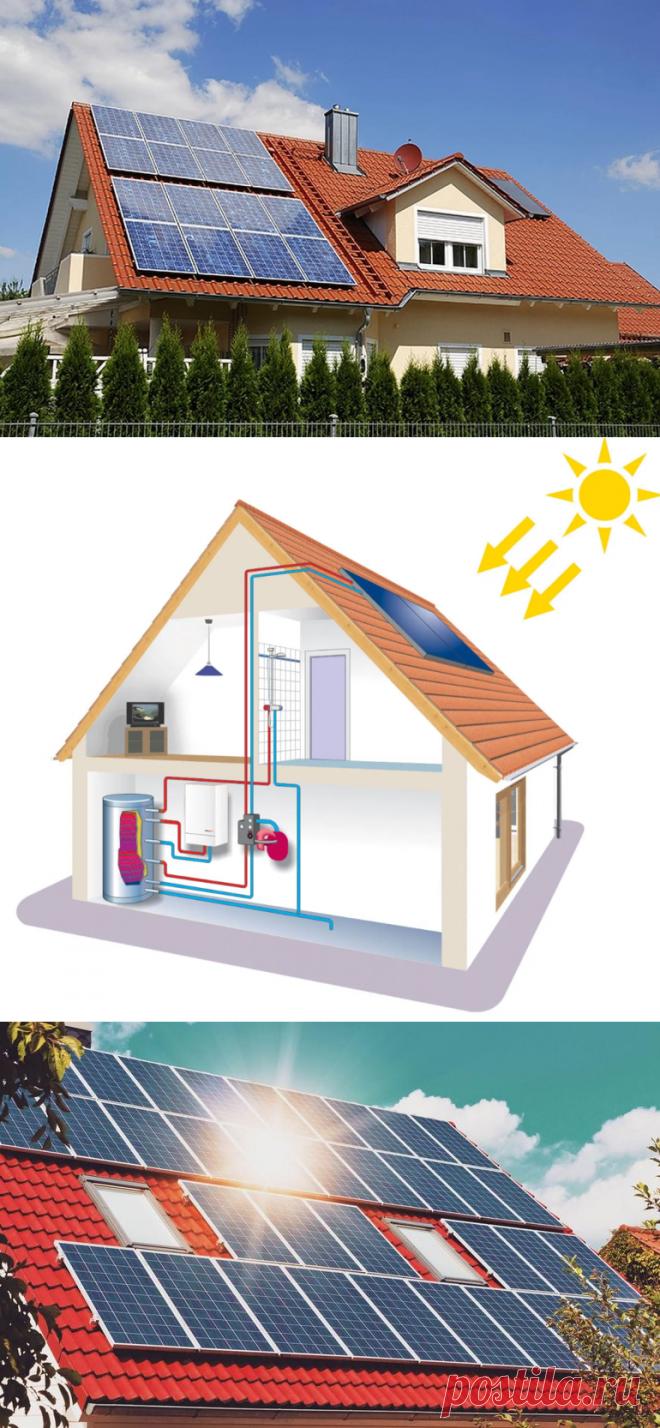 Устанавливать ли солнечные батареи для дома? Отзывы владельцев