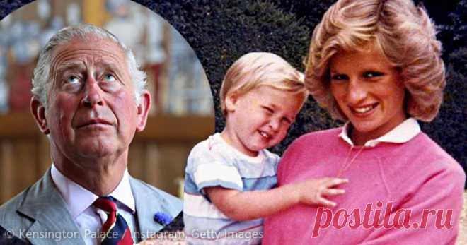 Королева Елизавета приказала принцессе Диане развестись с принцем Чарльзом, а также другие откровения . Милая Я