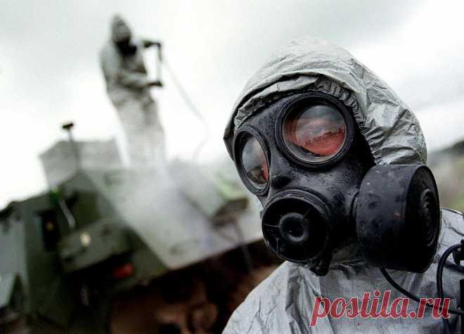 Химическое оружие: история создания, классификация, преимущества и недостатки . Чёрт побери
