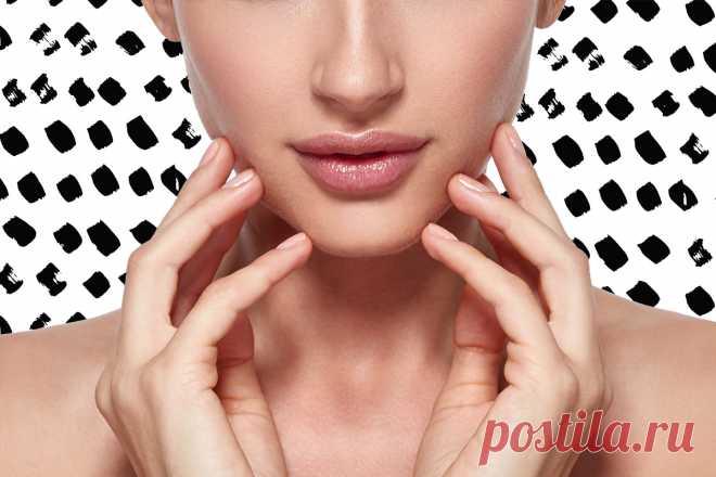Прыщи на подбородке: разбираемся в причинах - Beauty HUB