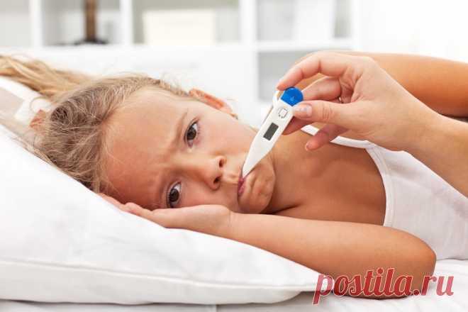 Шпаргалка для заботливых мам! Запомните, сохраните. Вирус или инфекция — вот в чём вопрос.