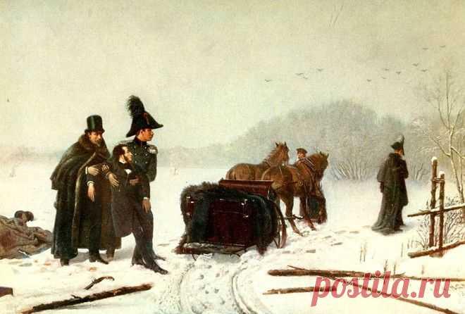 4 HECHOS Como las VENAS DANTES DESPUÉS del DUELO Con PUSHKIN Duel entre Pushkin y Dantesom ha pasado en 1837. Pushkin ha muerto, y Dantesa han expulsado de Rusia. Contamos corto que le ha pasado después.\u000a\u000a\u000a\u000a\u000a\u000aDantes ha comenzado la carrera política y hasta …