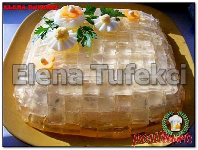 "(+1) a subject - ""Хрустальный"" Salad; (MK from Elena) | Favourite recipes"