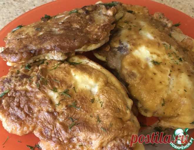 Мясо по-меньшиковски – кулинарный рецепт