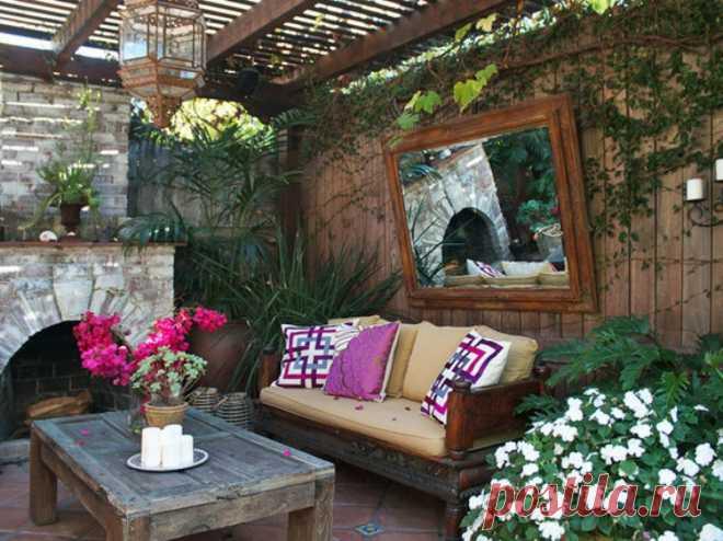 Дачный участок своими руками: 16 фото – Roomble.com