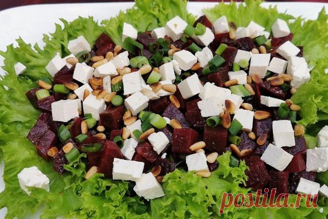 Простой и необычный салат из свеклы | ЯЖЕПОВАР | Яндекс Дзен