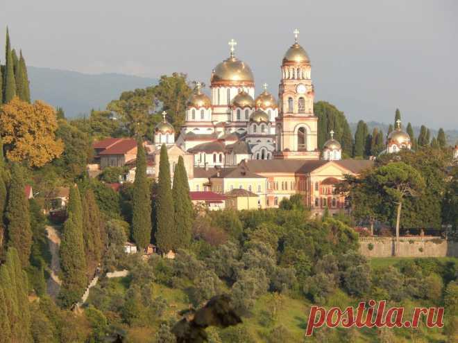 Моя первая поездка в Абхазию, которая сильно напугала.   Путешествия - как стиль жизни   Яндекс Дзен