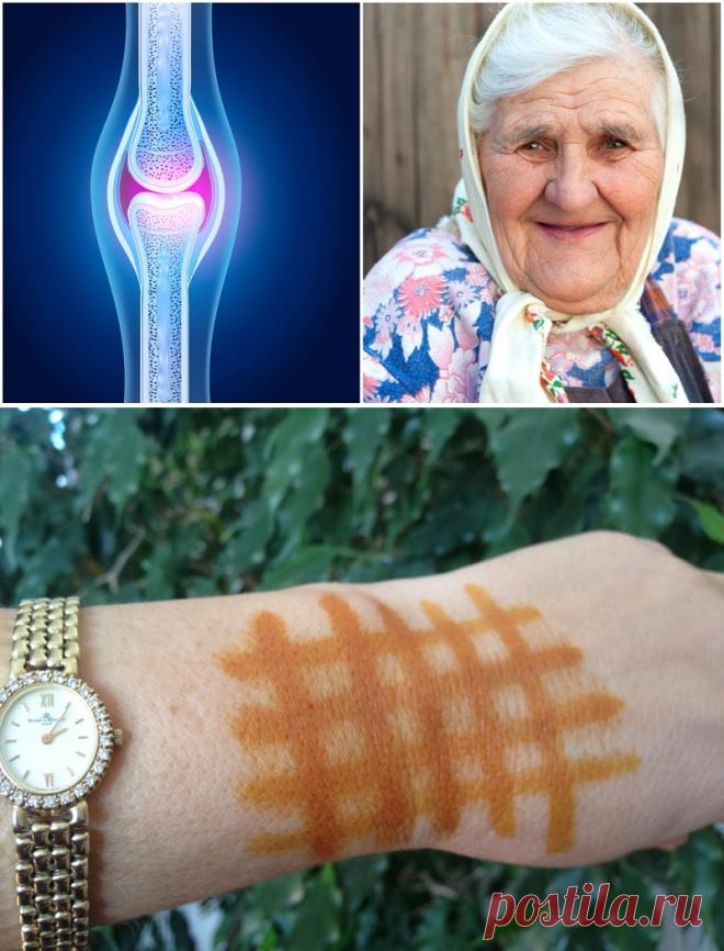 Бабушка рассказала про «волшебный йод». Обрабатываю всё, что вызывает тревогу… - Женский Журнал