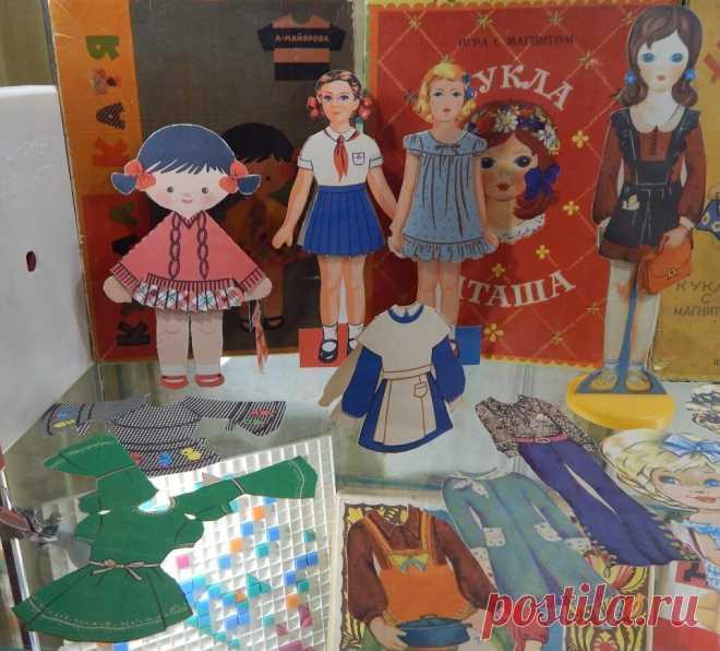 Бумажные куклы из детства теперь есть и вышитые крестиком на пластике. | Вышивка и акварель | Яндекс Дзен