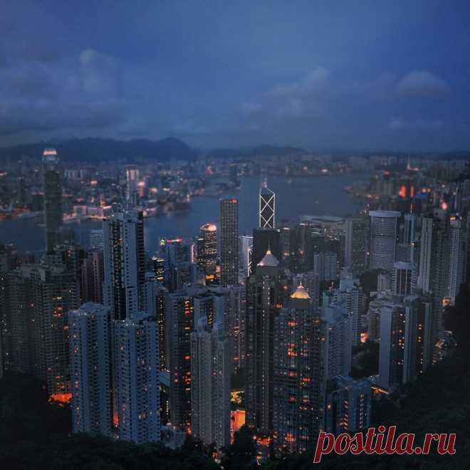 Hong Kong, China - Путешествуем вместе