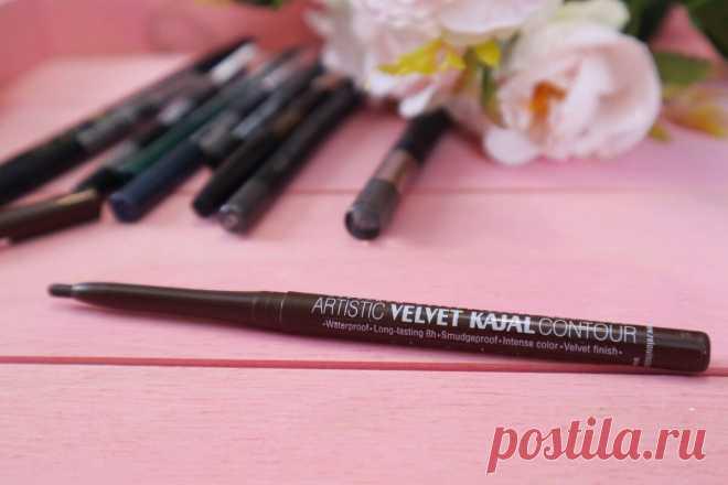 Белорусский контурный карандаш с дорогим бархатным финишем: если после 50 все карандаши размазываются | О макияже СмиКорина | Яндекс Дзен