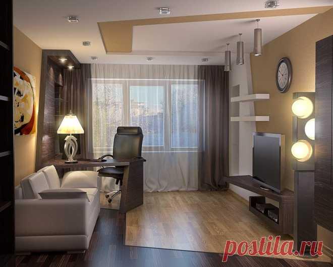 Как создать дизайн прямоугольной гостиной   Рекомендательная система Пульс Mail.ru