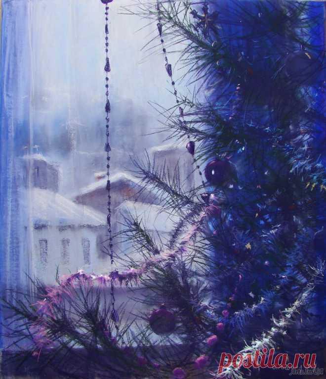 Yushina Elena. Part - 3. Winter. - Ufa on .RU