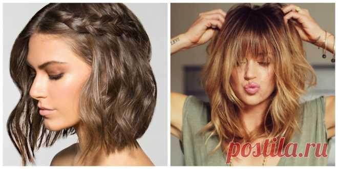 Тенденции прически этого года: 8 лучших модных причесок и идей, которые стоит попробовать. Многие женщины смогут найти среди женских стрижек идеальные прически, которые будут модными в 2021 году.  Так какие прически на самом деле будут в тренде волос 2021 года? О трендах волос 2021 года мы постараемся рассказать в нашем обзоре.   Модные прически на короткие волосы Женские стильные в