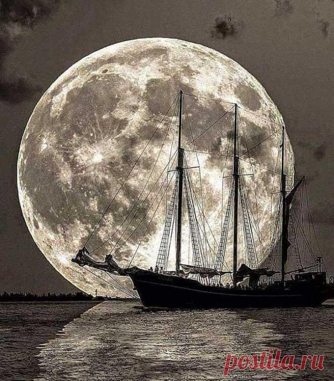 ЗЕМЛЯ И ВСЕЛЕННАЯ(Космос,Астрономия,Природа) — Луна и лунные пейзажи.   OK.RU