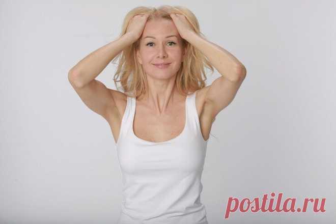 Упражнения для молодости и красоты лица / Все для женщины