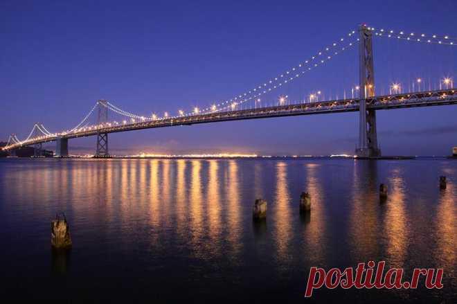 Самые известные мосты мира