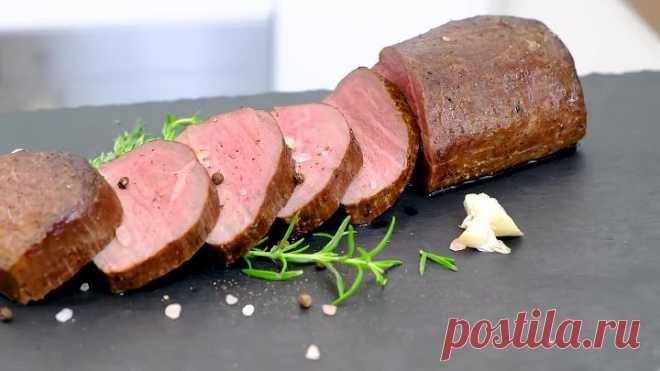Мясо шиворот-навыворот в духовке!😍