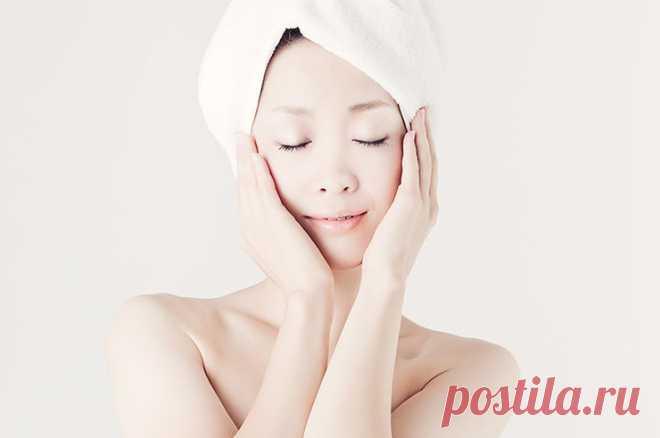 Два секрета молодой кожи японок: просто и гениально! — Модно / Nemodno