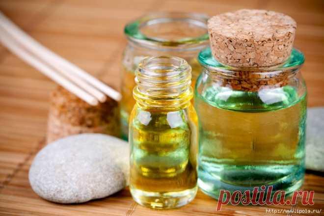 3 натуральных масла, которые помогут убрать растяжки