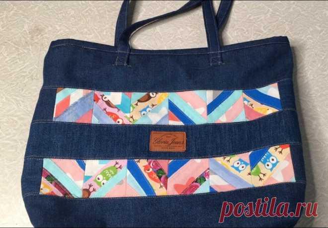 Самые простые и модные сумки | Polly Stitch | Яндекс Дзен